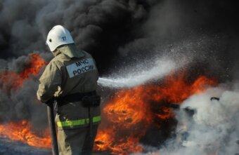 Курить вредно: в Тверской области в пожаре погиб мужчина