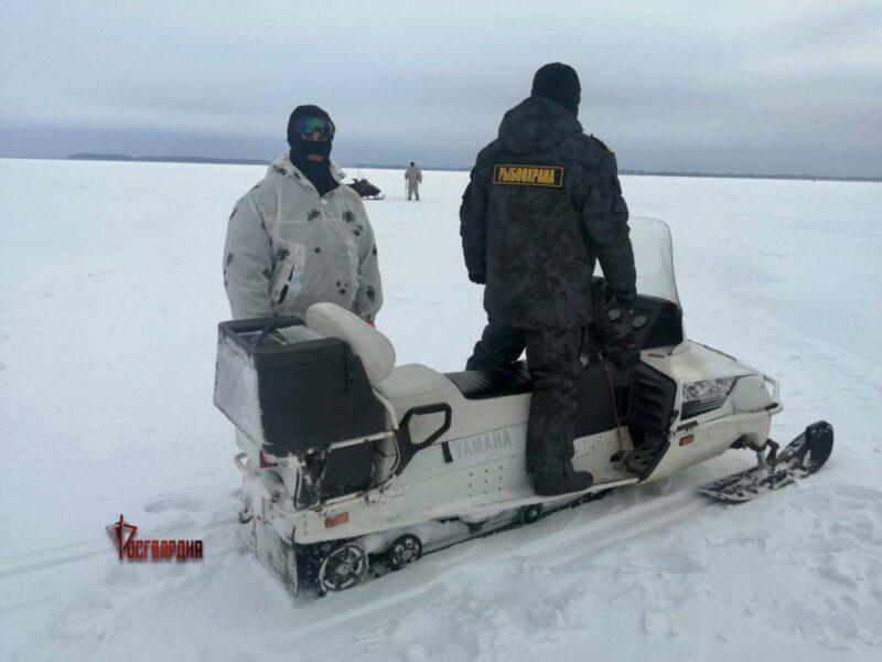 В Тверской области пресечен незаконный вылов рыбы