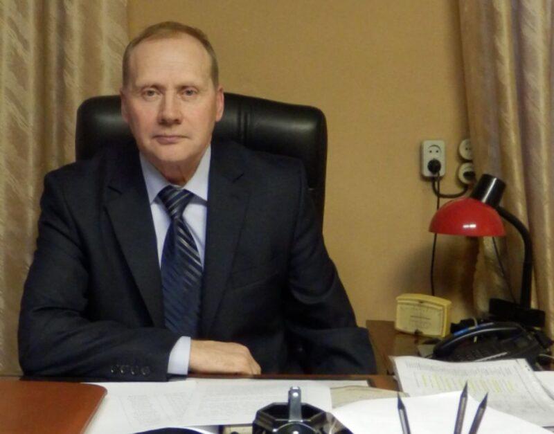 Виктор Берёзкин: По объёмам работ и решённых задач пять лет были очень насыщенными