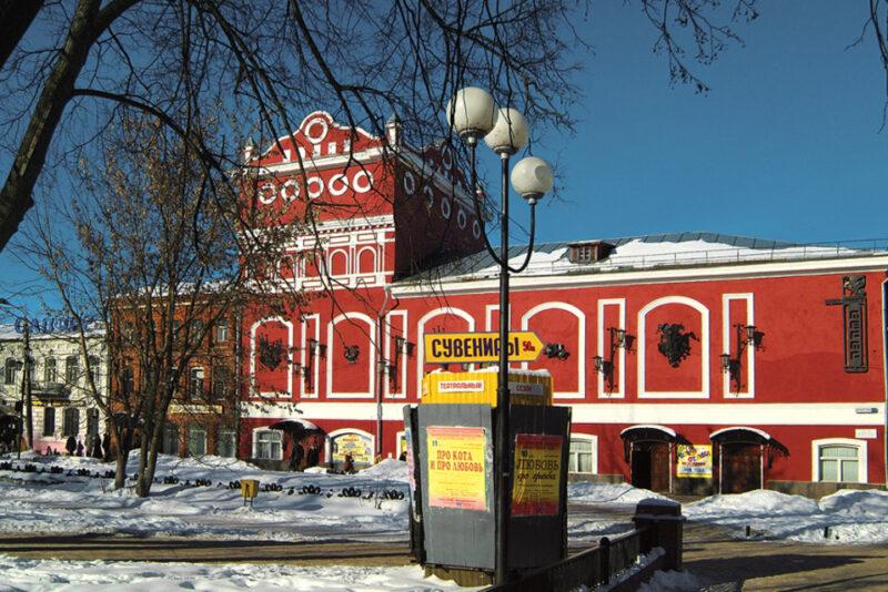 Жениха будут вызывать в Выневолоцком театре драмы