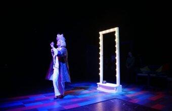 Танго бабочки станцуют на сцене Тверского ТЮЗа
