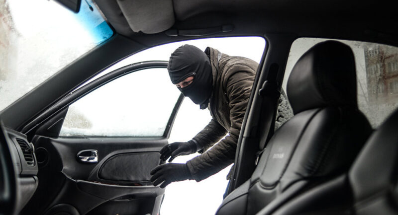 Угонщика грузовика судили в Тверской области