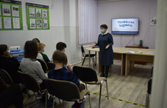 """Проект """"Мой выбор"""" в Кашине помог больше 50 семьям"""