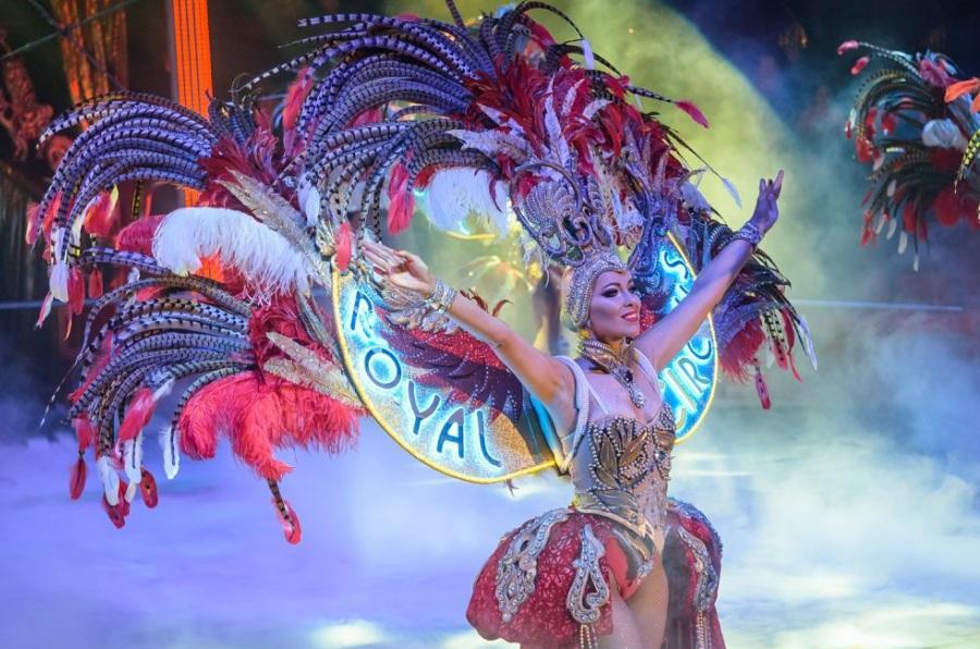 Гия Эрадзе впервые представит в Твери новое цирковое шоу
