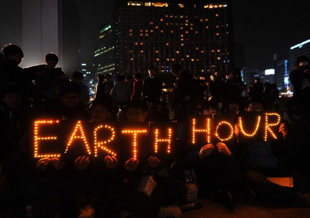 27 марта пройдет самая массовая экологическая акция на планете