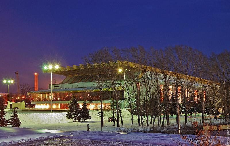 Массовое катание на коньках пройдет в Твери