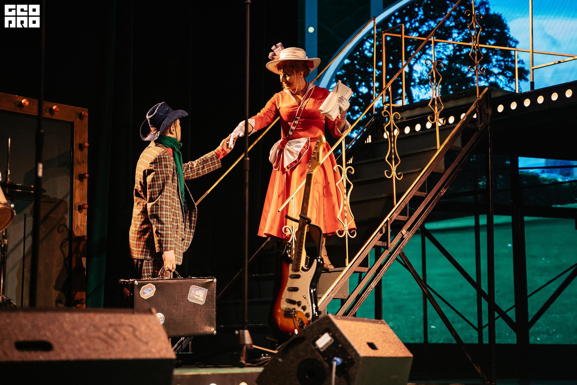 В Тверском театре драмы покажут музыкальную комедию о любви