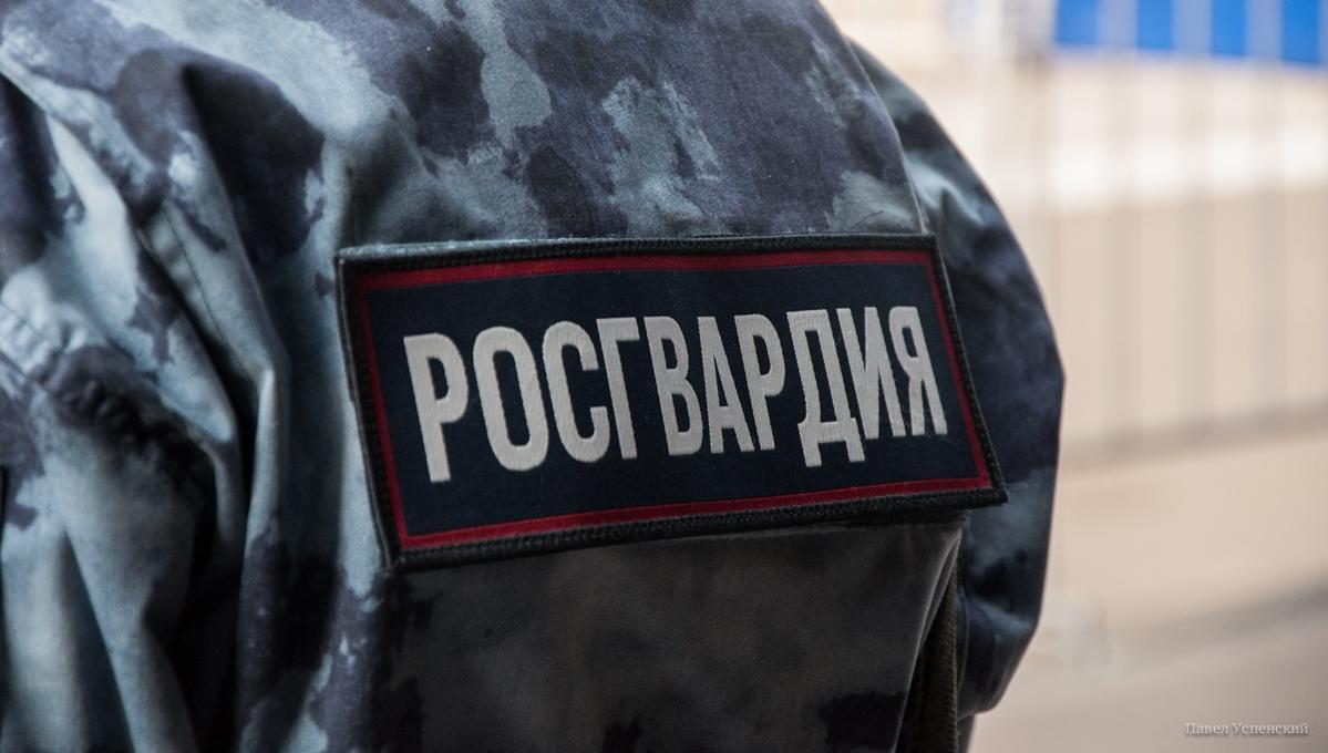 В Тверской области росгвардейцы задержали похитителя шин