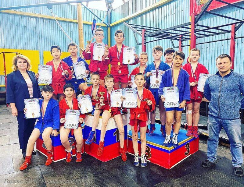 В Тверской области прошел региональный турнир «Юный самбист»