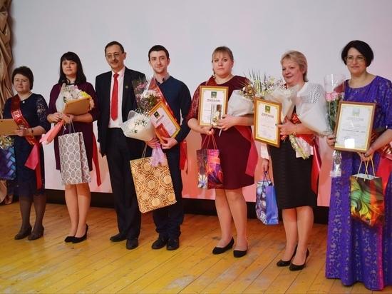 В Оленинском МО подвели итоги конкурсов на лучшего воспитателя и учителя года