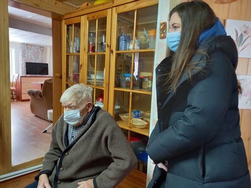 Анна Виноградова: Данная мера – дополнительная поддержка и благодарность людям, прошедшим тяжёлые годы войны