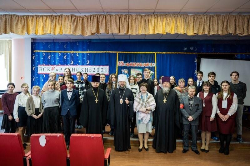 Тверская область стала одним из лидеров по числу участников Всероссийской олимпиады школьников «В начале было слово…»