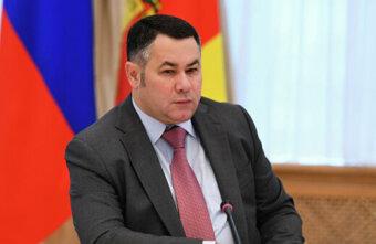 Игорь Руденя проконтролирует установление причин возгорания в Торопецком психоневрологическом интернате