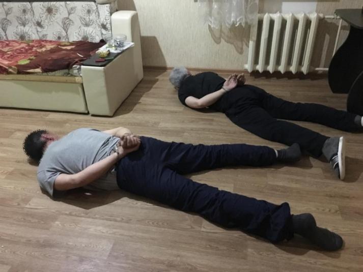 В Тверской области раскрыли наркопритон