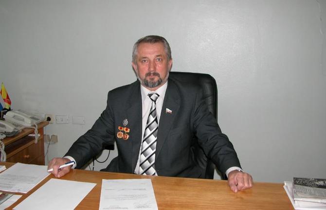 Владимир Данилов: наш регион находится на правильном пути