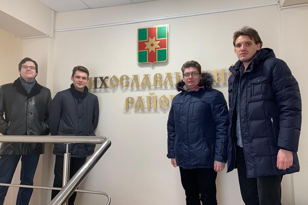 Гости из Москвы приехали изучать тверских карел