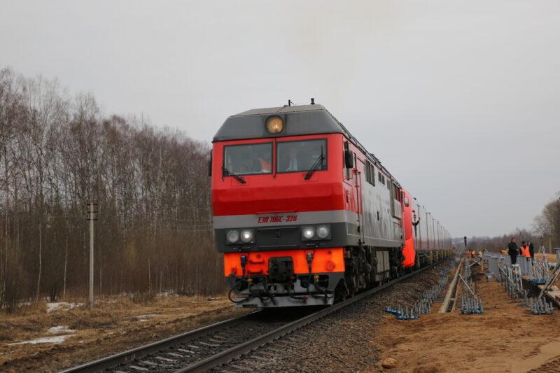 В апреле в Тверской области отменят несколько электричек