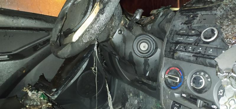 В Твери полицейские задержали подозреваемого в поджоге трёх машин в Химинституте