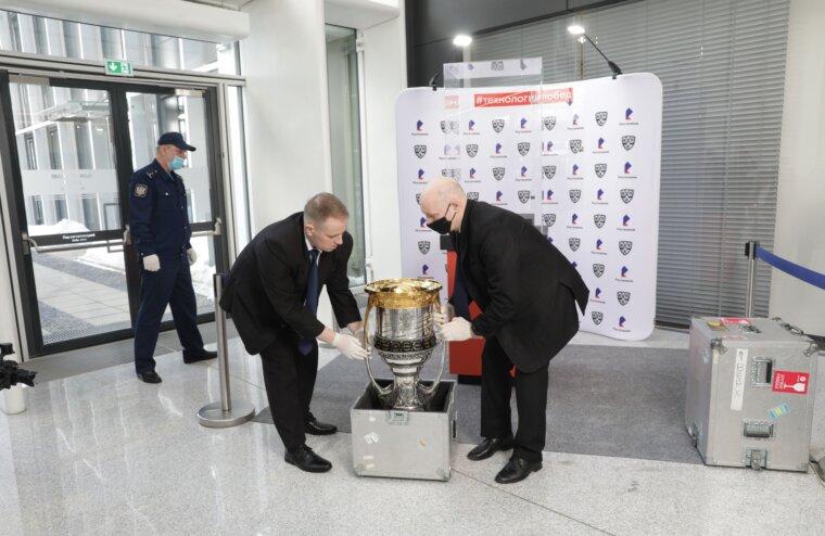 Ростелеком выступит организатором тура главного трофея КХЛ по городам федерального округа