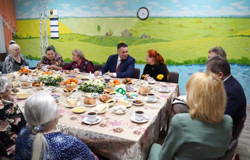 К 9 мая ветераны и дети войны в Тверской области получат выплаты