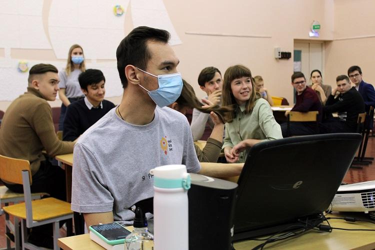 В Тверской области школьники учатся открывать бизнес
