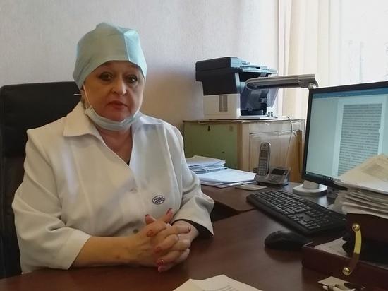 Главврач Осташковской центральной районной больницы посоветовала жителям Тверской области прививаться