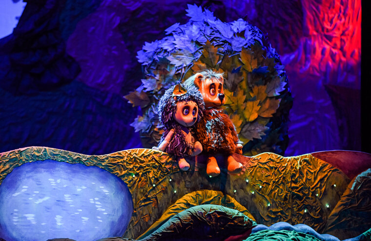 """Театр кукол покажет на сцене """"Как придумать сказку"""""""