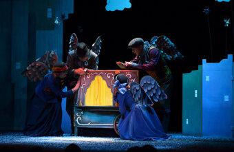 """В Тверском театре кукол покажут сказку """"Дары Волхов"""""""