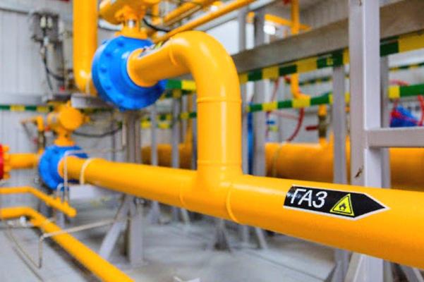 В Калининском районе строят газопровод к восьми населенным пунктам