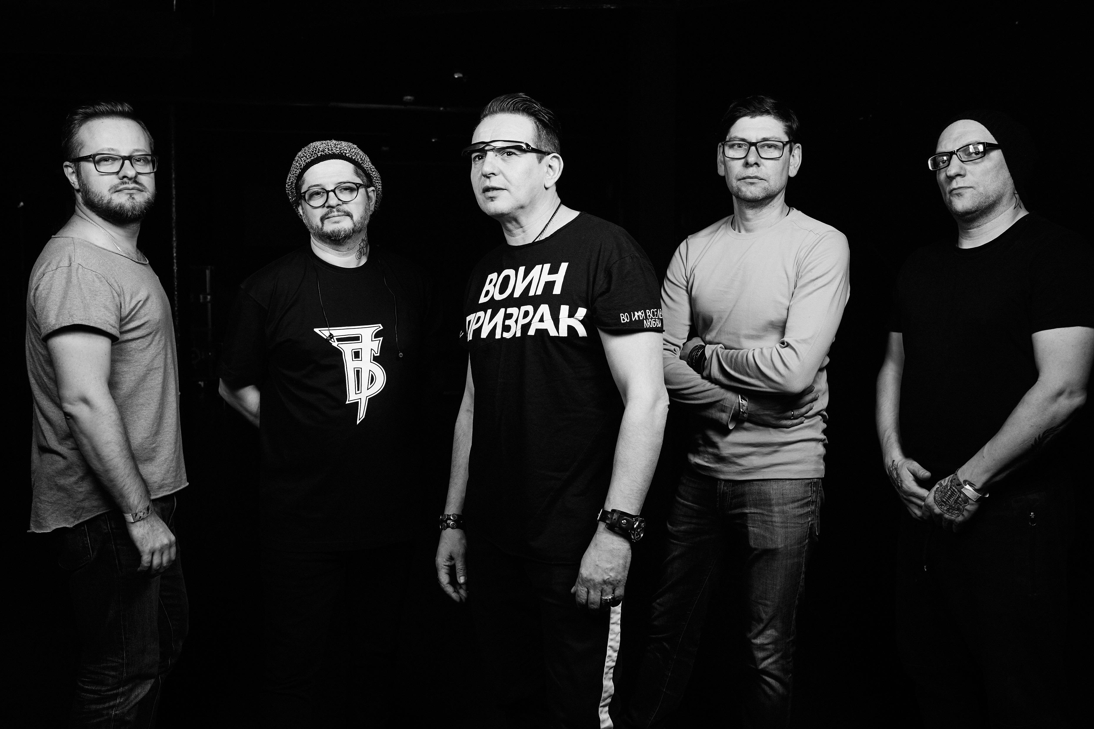Тверь подпоёт песням российской рок-группы
