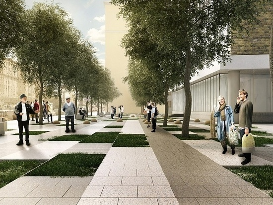 В Осташкове местные жители выбрали объекты благоустройства на 2022 год