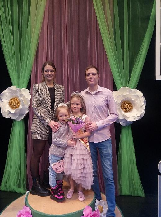 В Конаково выбрали мини-мисс города 2021 года