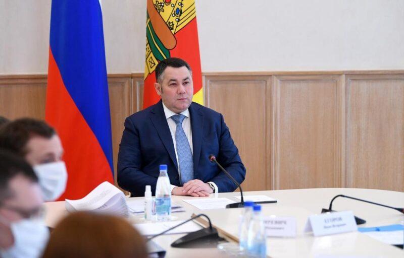Игорь Руденя вошел в рейтинг «Губернаторская повестка» с темой переселения граждан из аварийного жилья