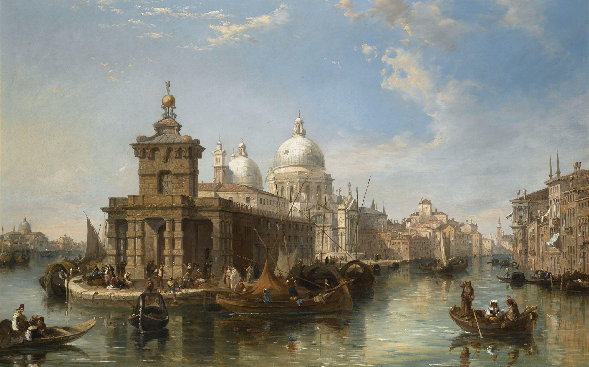 В Твери пройдет лекция про европейскую живопись