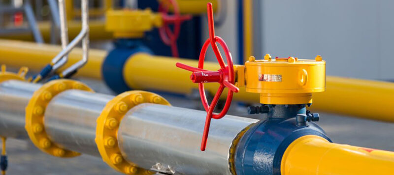 Завершен проект газопровода между Краснохолмским округом и Молоковским районом