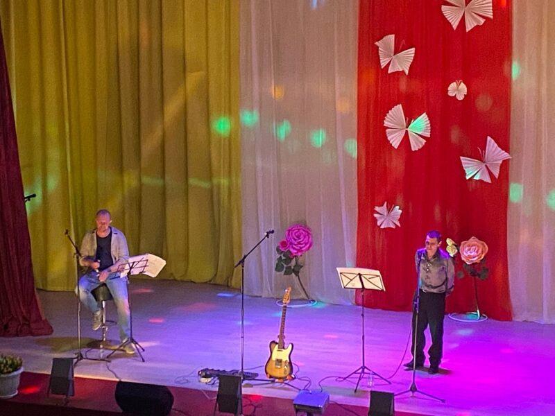 Мужчины Конаковского района изложили свои мысли в песнях для женщин