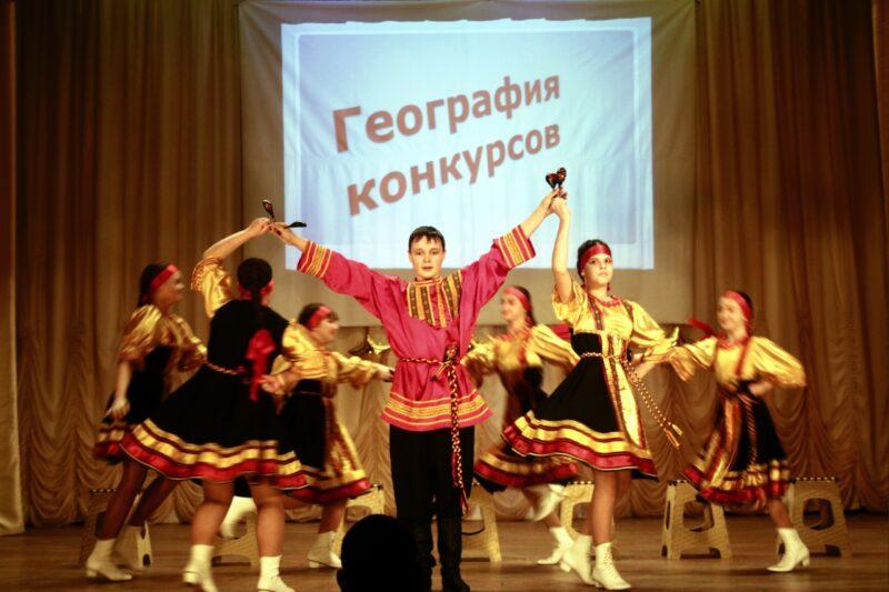 В Ржевском районе выступили одаренные школьники