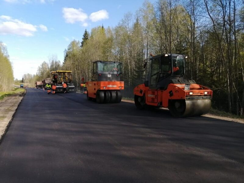 Автодороги Тверской области находятся под ежедневным контролем