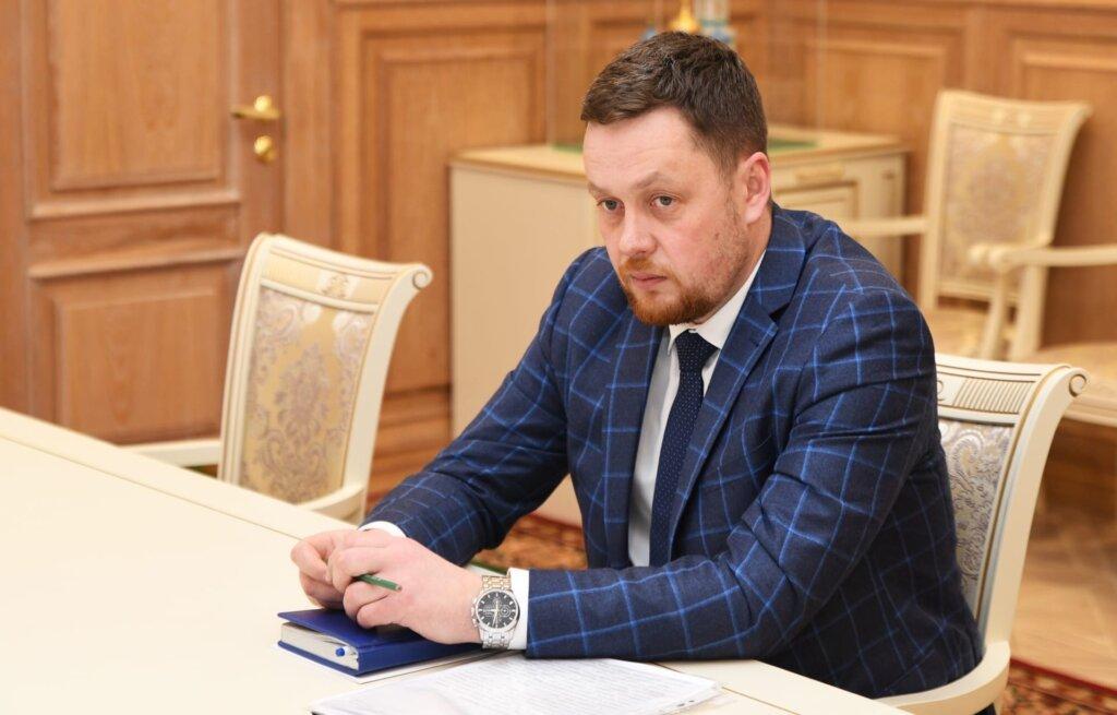 Роман Крылов: Хорошие отношения с федеральным центром - залог участия в различных нацпроектах