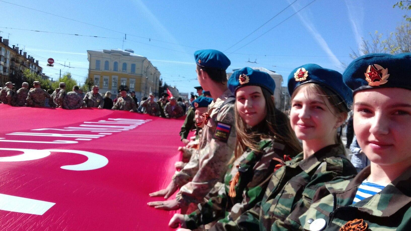 В Твери почтят память десантников 6-ой роты ВДВ