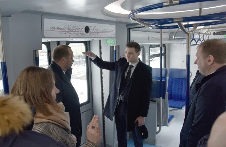 Тверская область сделает пассажирские вагоны для Южно-Кавказской железной дороги