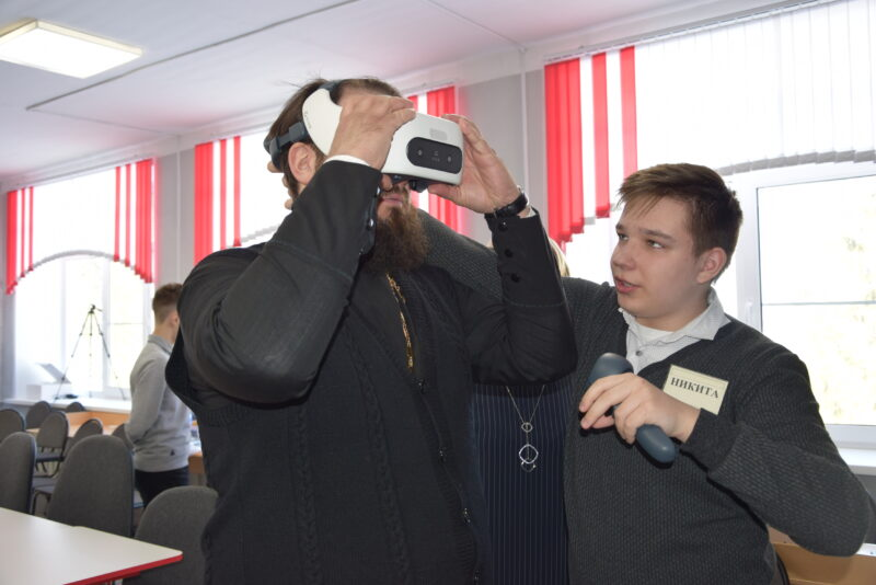 Центр «Точка роста» открылся в Фировском районе