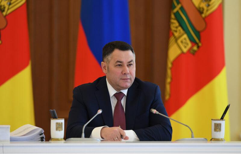 Игорь Руденя отмечен в рейтинге «Губернаторская повестка» с темой господдержки Тверского вагоностроительного завода