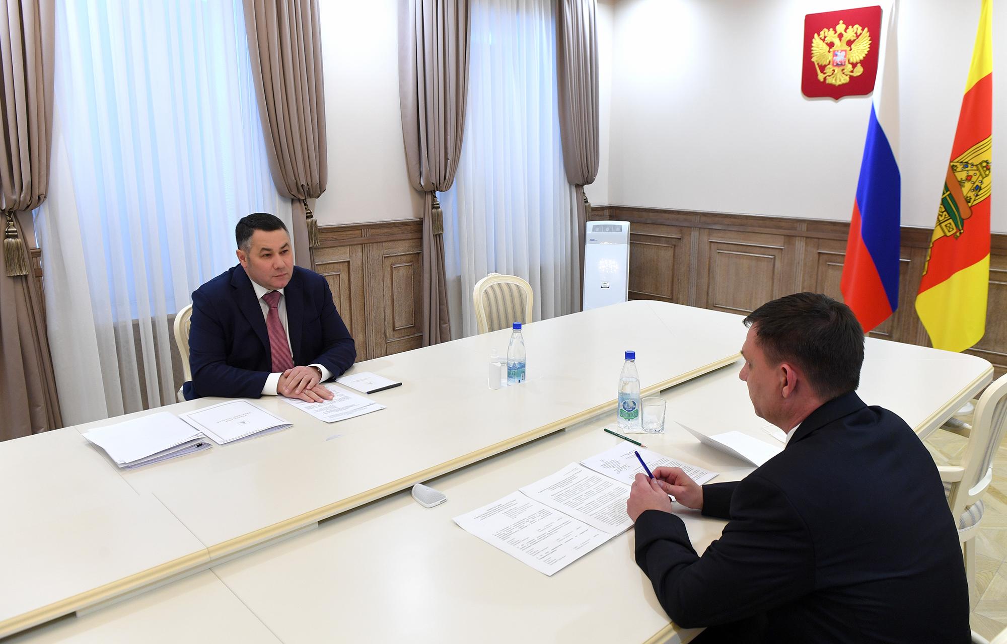 В Спировском районе может появиться новый ФАП