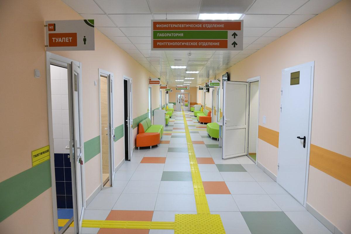 Игорь Руденя: Я уверен, что до конца следующего года мы запустим новую поликлинику