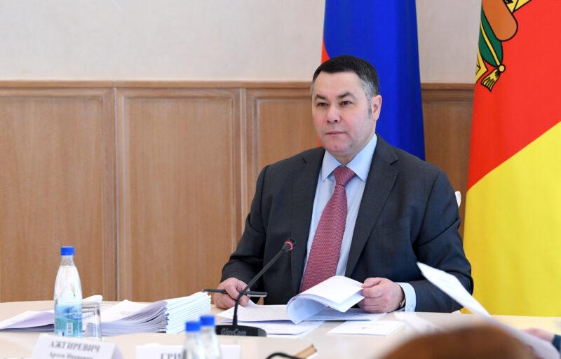 Семь лучших работников сферы ЖКХ Тверской области удостоены премий