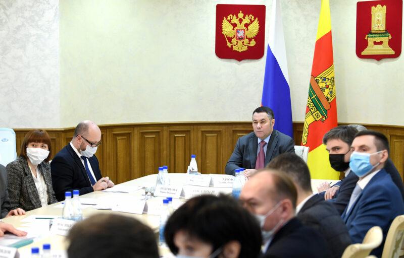 В четырех районах Тверской области запустят 118 автобусов