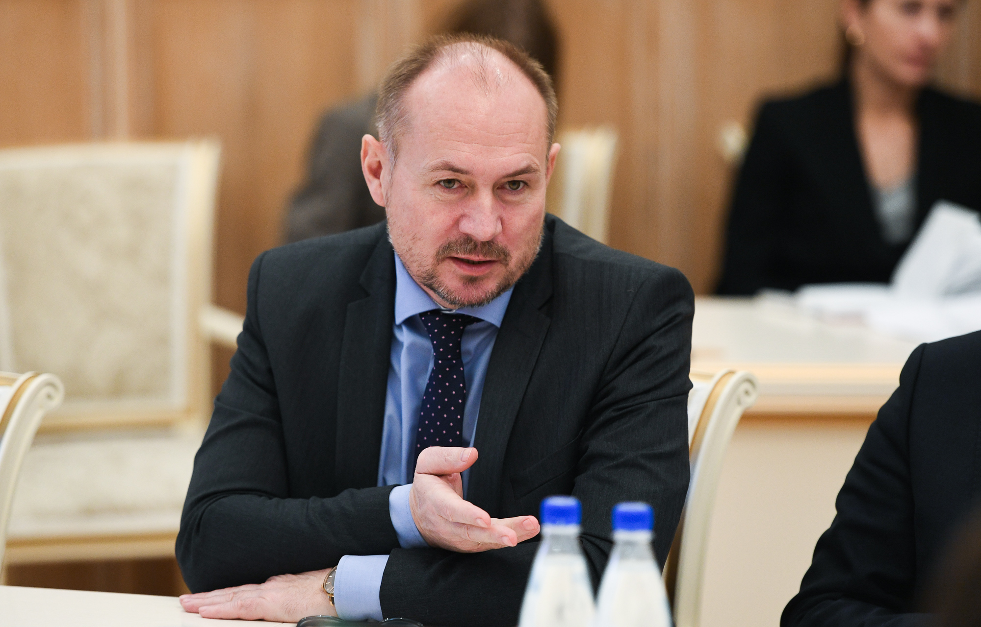 Сергей Журавлёв: Каждый руководитель хочет, чтобы территория была современной и комфортной