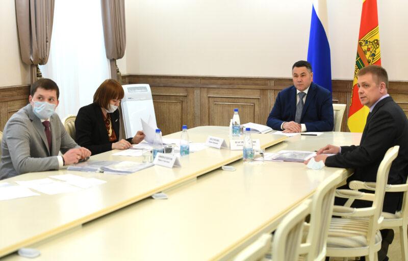Игорь Руденя поручил расширить список объектов по областному проекту ремонта территорий у больниц и поликлиник