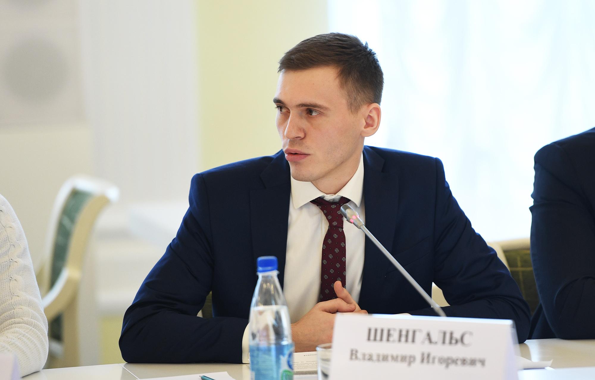 Владимир Шенгальс: Должность министра ко многому обязывает
